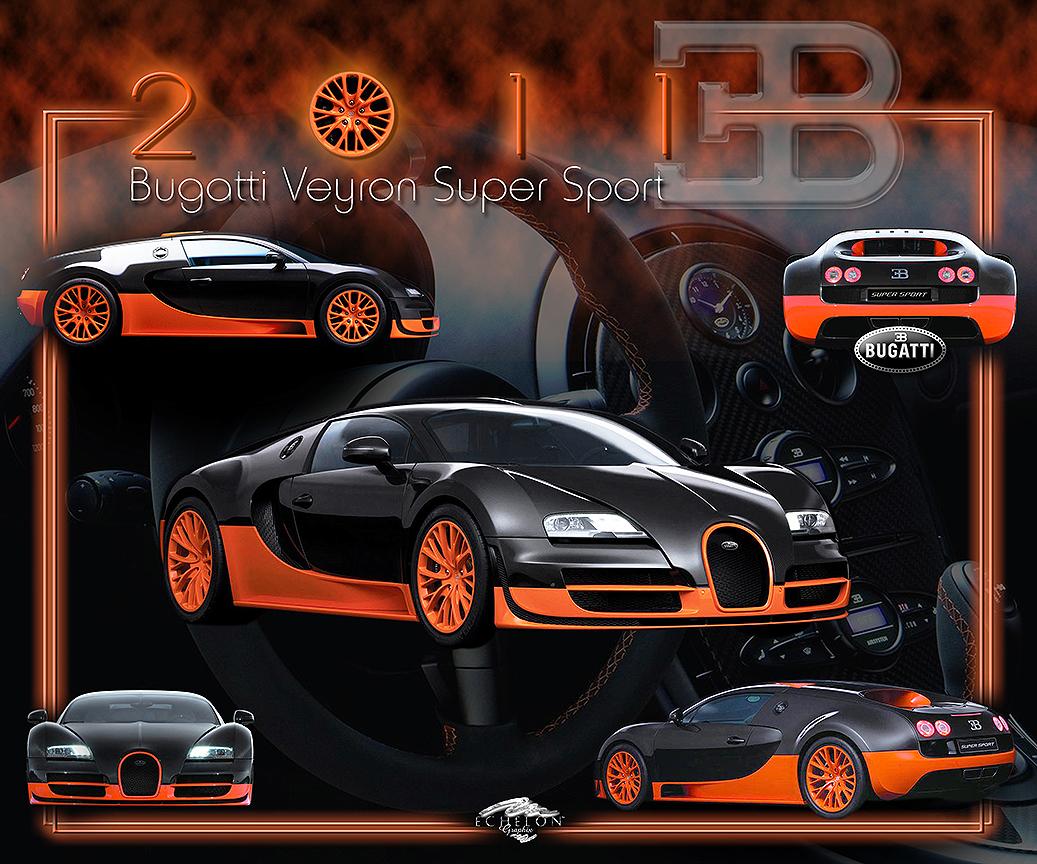 2011 Bugatti Autographix Montage