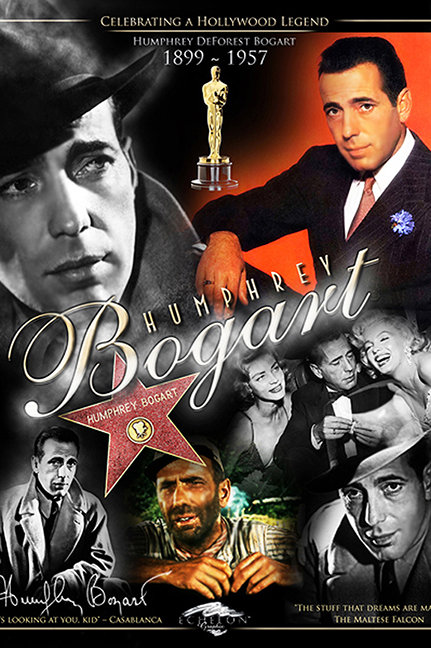 Humphrey Bogart 16x20in. (paper)