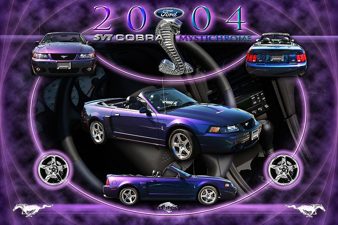 2004 Mustang Cobra Autographix