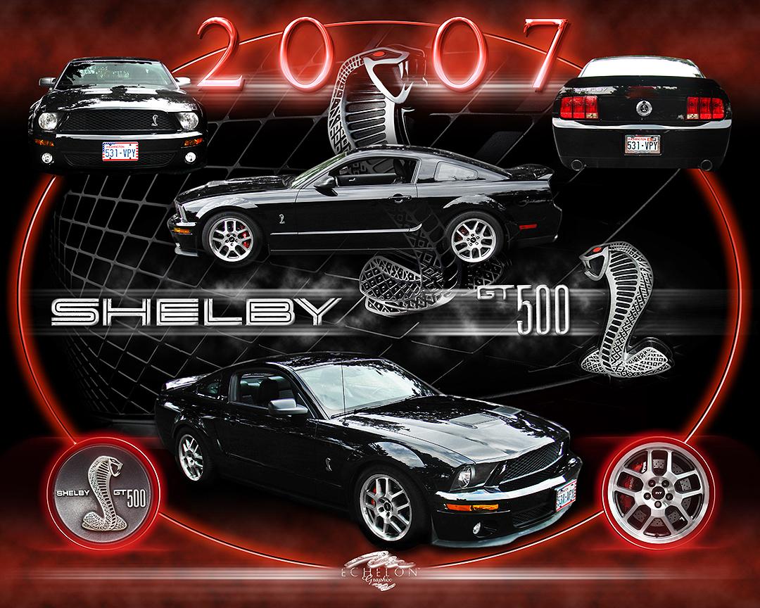 2007 Shelby Cobra Autographix