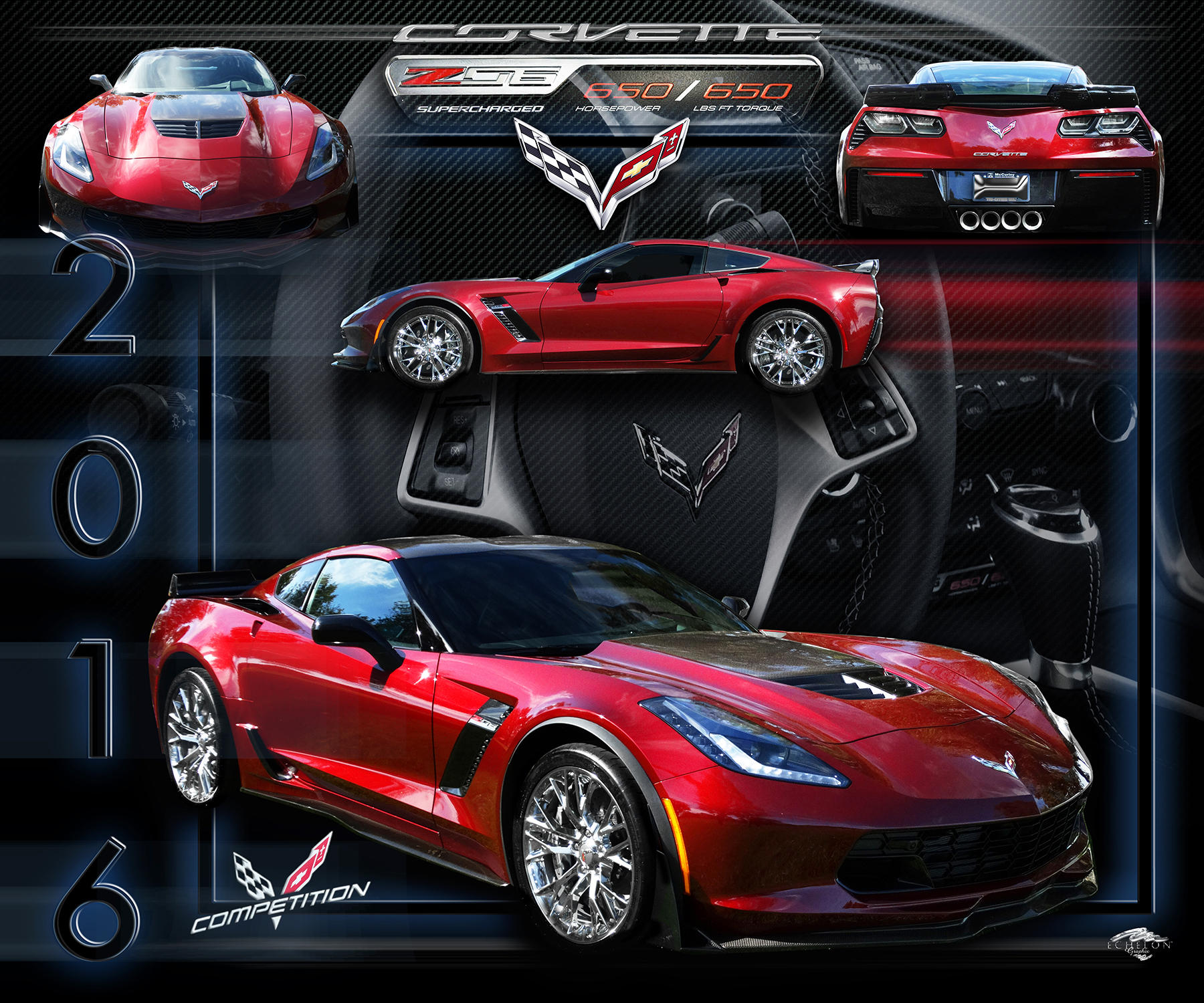 2016 Z06 Competition Montage