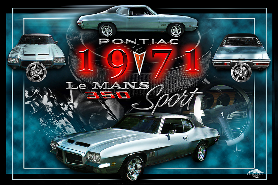 1971 pontiac Lemans 350 Sport AM