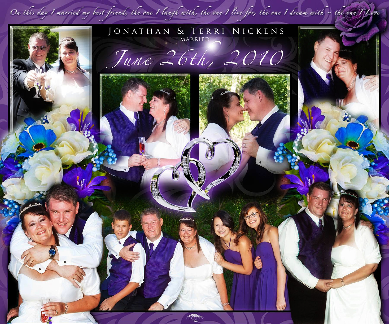 Wedding Montage - Jonathan & Terri
