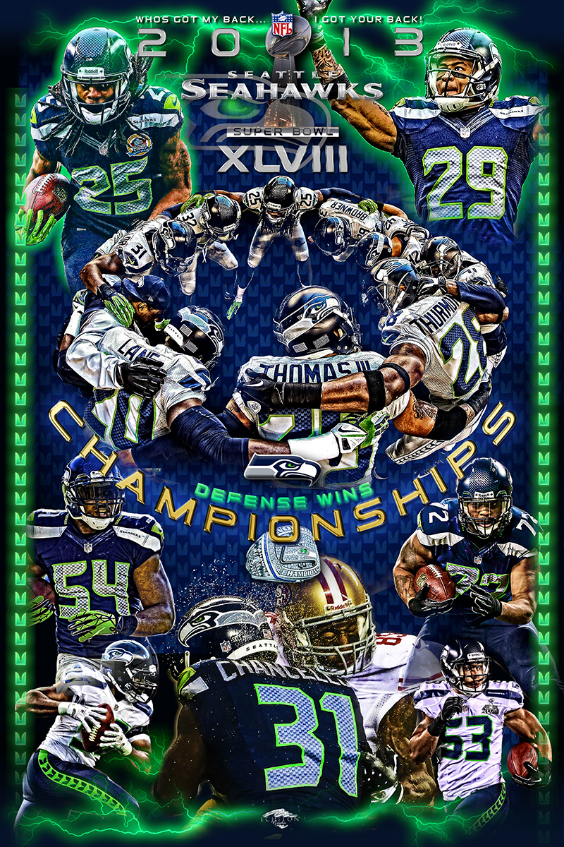 Defense wins Championships SB48