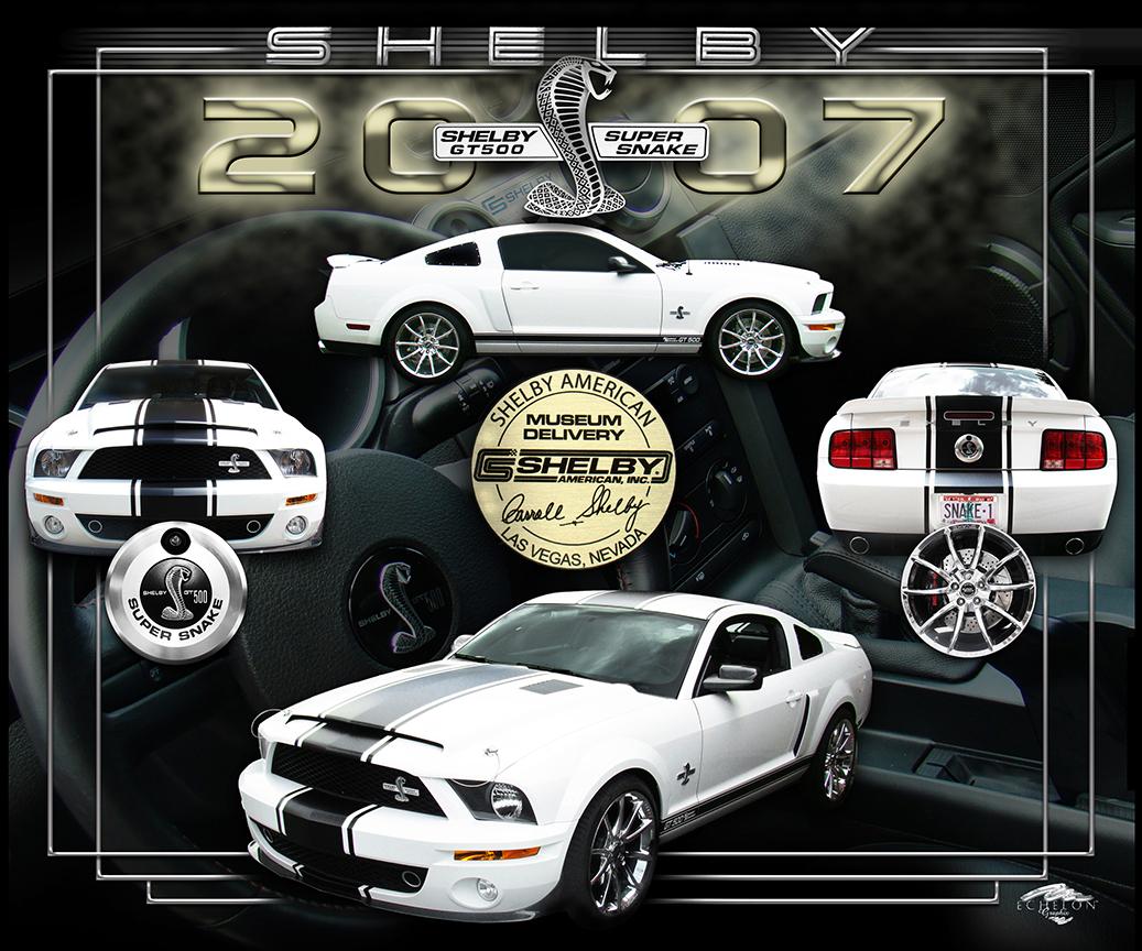 2007 Shelby Supercobra Autographix