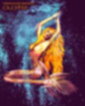 mermaid artwork, custom poster design, graphic design, illustration, logo design