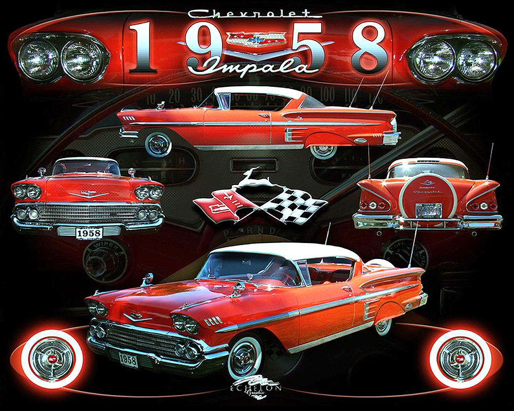 1968 Chevy Impala Autographix