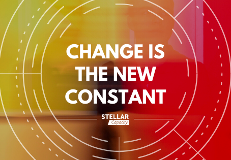 Change is the new constant