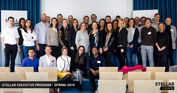 Stellar Executive Program - Spring 2019.