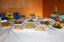 menu items