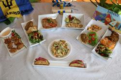 Bajan Shakk menu items