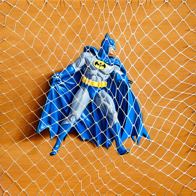 Trapped Batman no.1