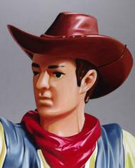 Replicant study: Cowboy