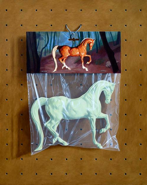 Ghost Horse Bag