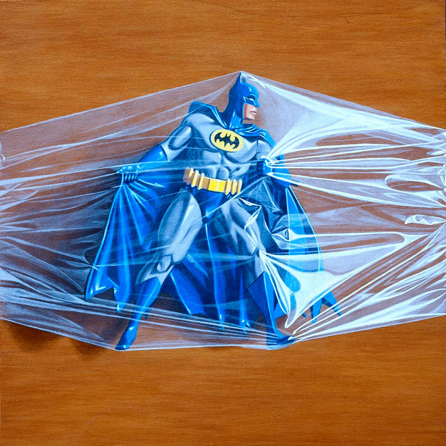 Trapped Batman no.5