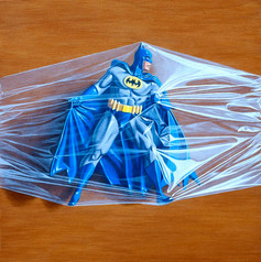 Trapped Batman no.5