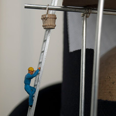 construction overhead detail