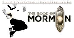 the book of mormon tour