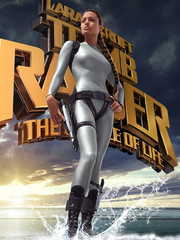 tomb raider, the cradle of life