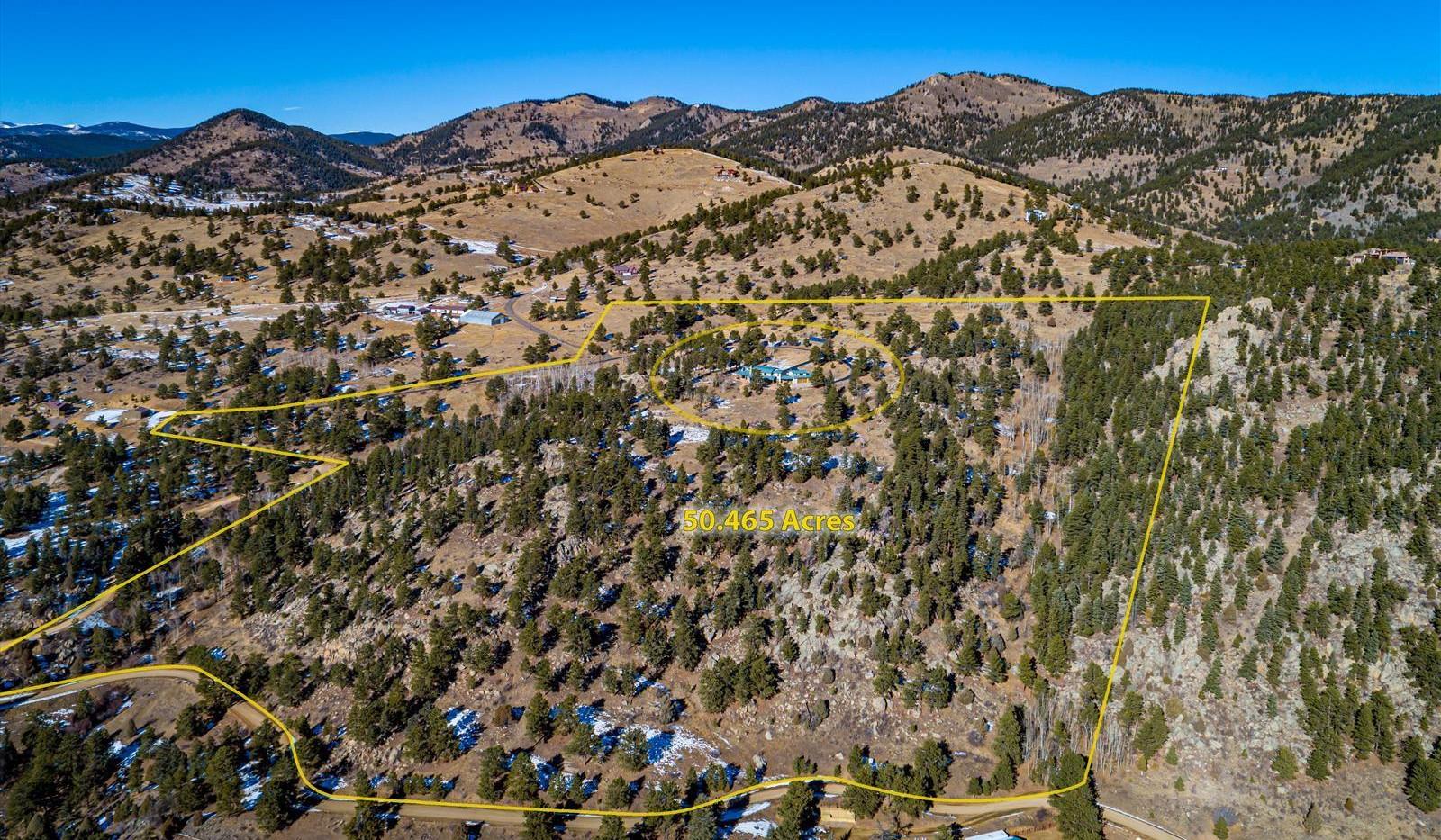 3965 Douglas Mountain Drive