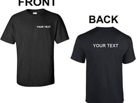 Tshirt personalizada