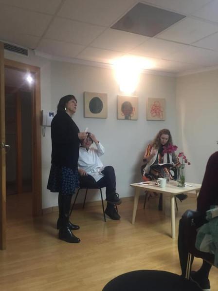 Encuentro Arteterapia Idecart 21 Diciembre 2019