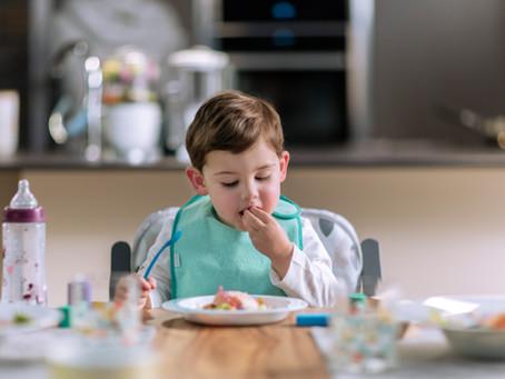 8 typiske myter om dit barns madtilvænning