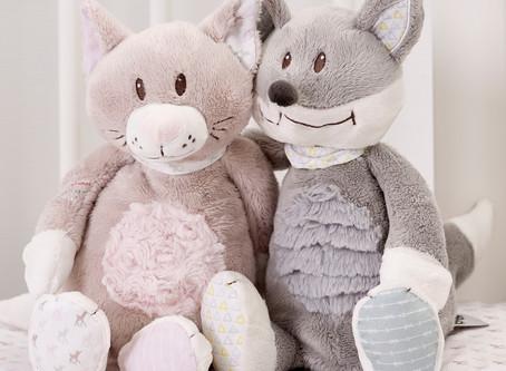 Nyhed: Foxy og Kitty & Wild og Love