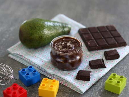 Avokadochokoladecreme