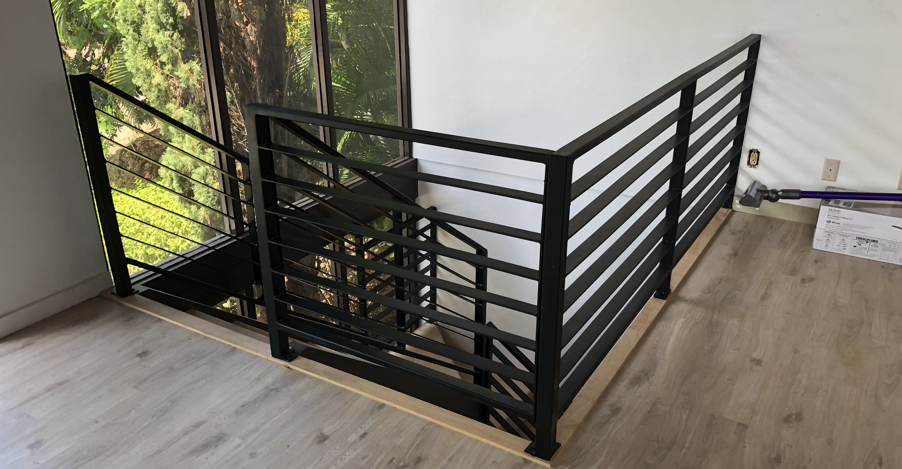 QuinnMorrissetteStudio_CustomIronRailing