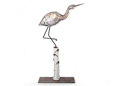 Eleanor: The scrap metal Heron