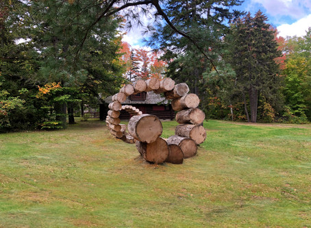 Sculpture in the White Mountains