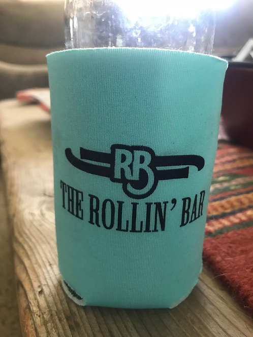 The Rollin' Bar Koozie