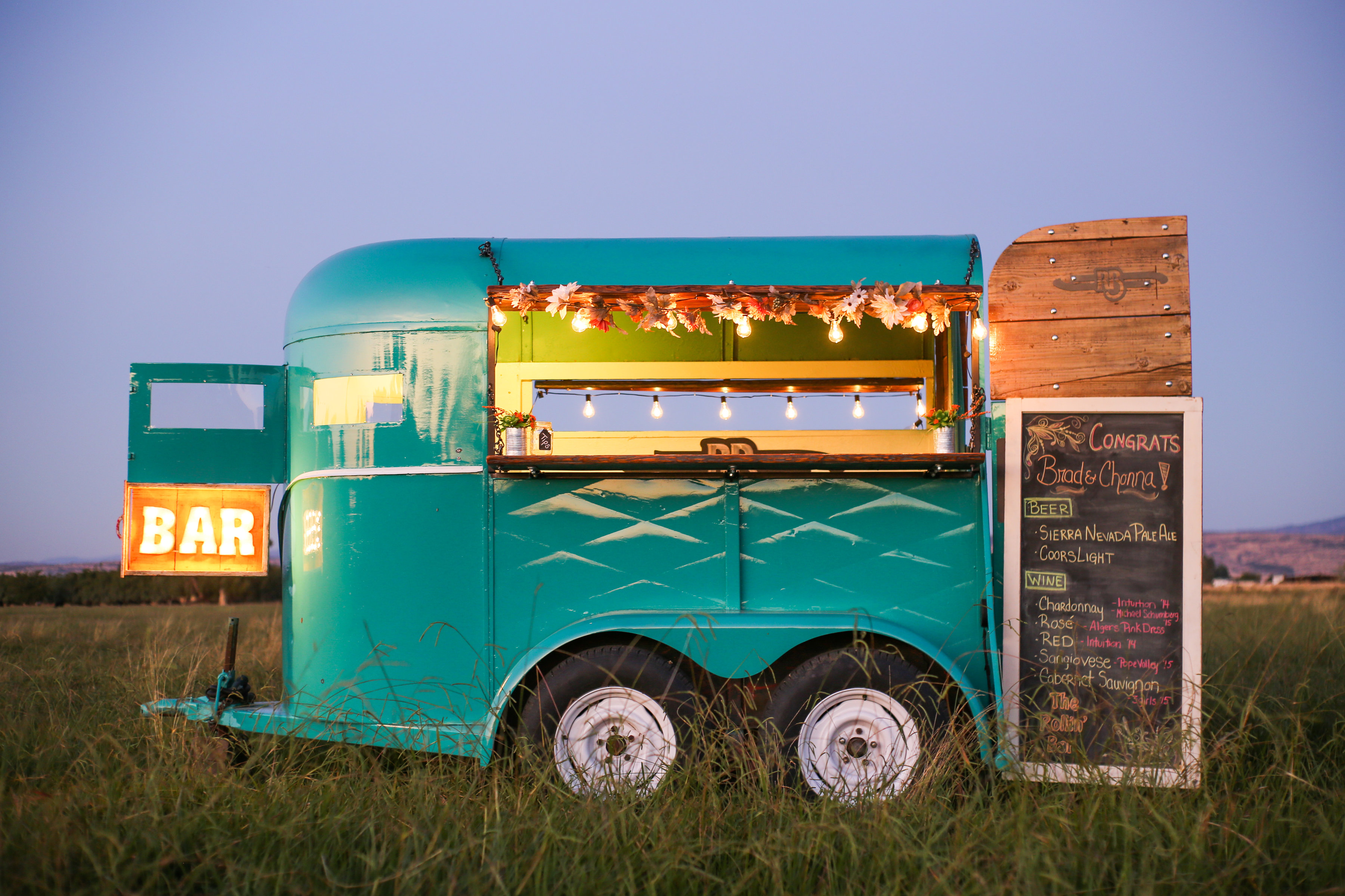 How To Build A Horse Trailer Bar How To Start A Mobile Bar Business