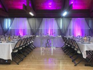 June Wedding at The Chico CARD Center