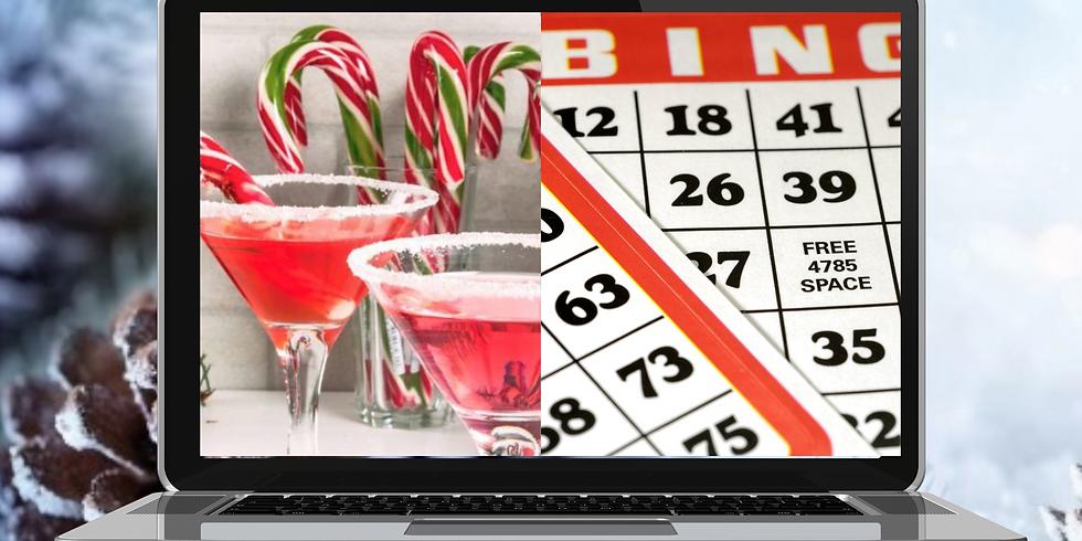 Merry Martini Bingo Night