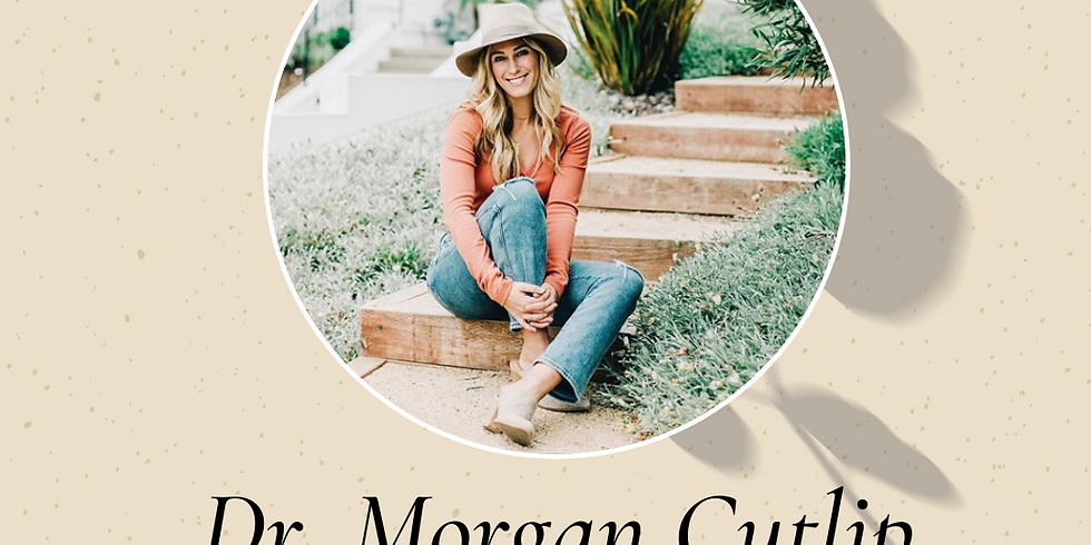 Chat with Dr. Morgan Cutlip, Relationship Expert & Consultant