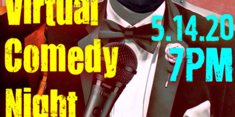Virtual LIVE--Comedy Show