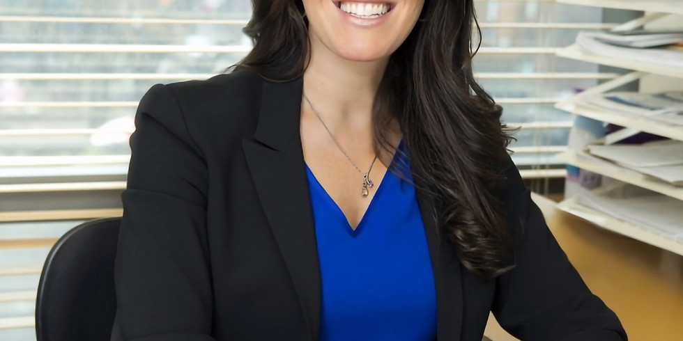 Lunch Break: Goal Setting & Intentions with Dr. Rachel Goldman