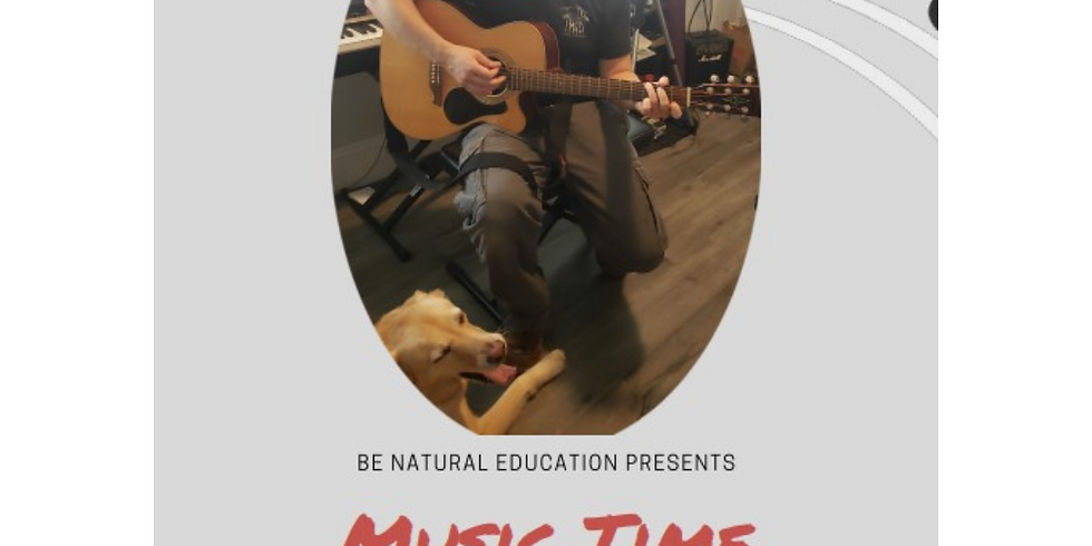 Music Time with Evan: A Jam!