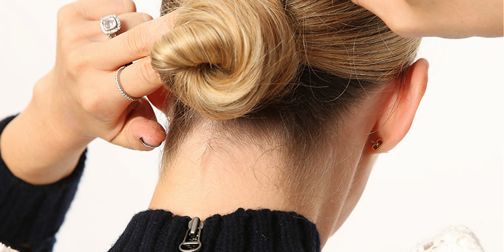 Virtual Glam - Back to work Hairstyles