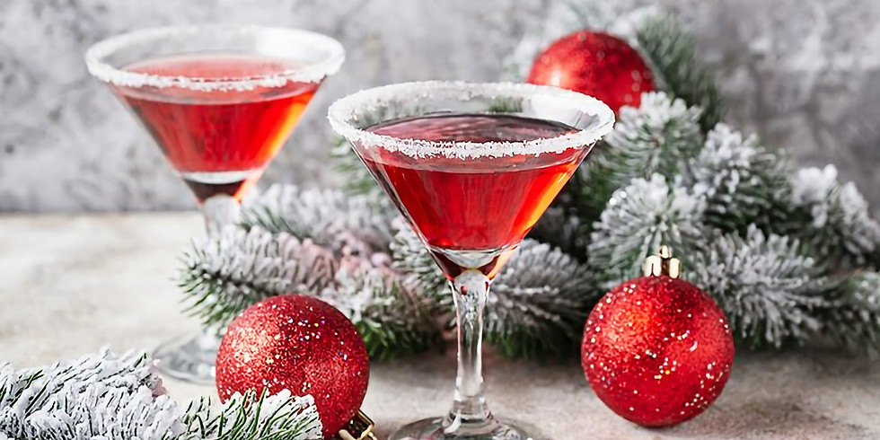 Holiday Cocktail Class