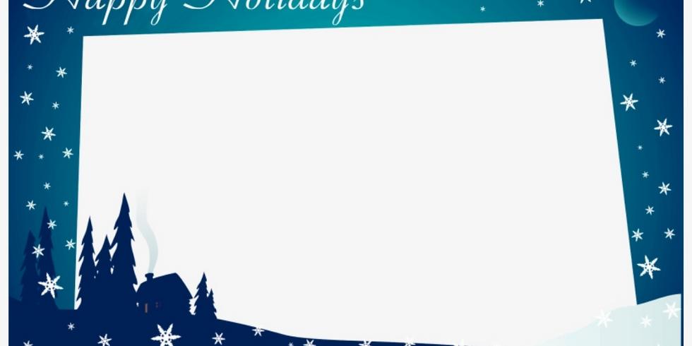 Virtual Holiday Photo booth
