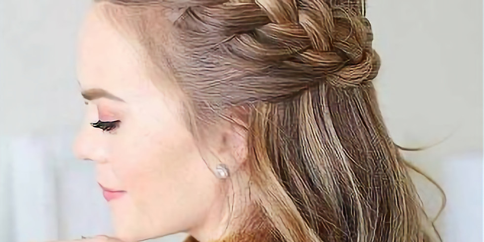 Virtual Glam - Braided Hair Styles
