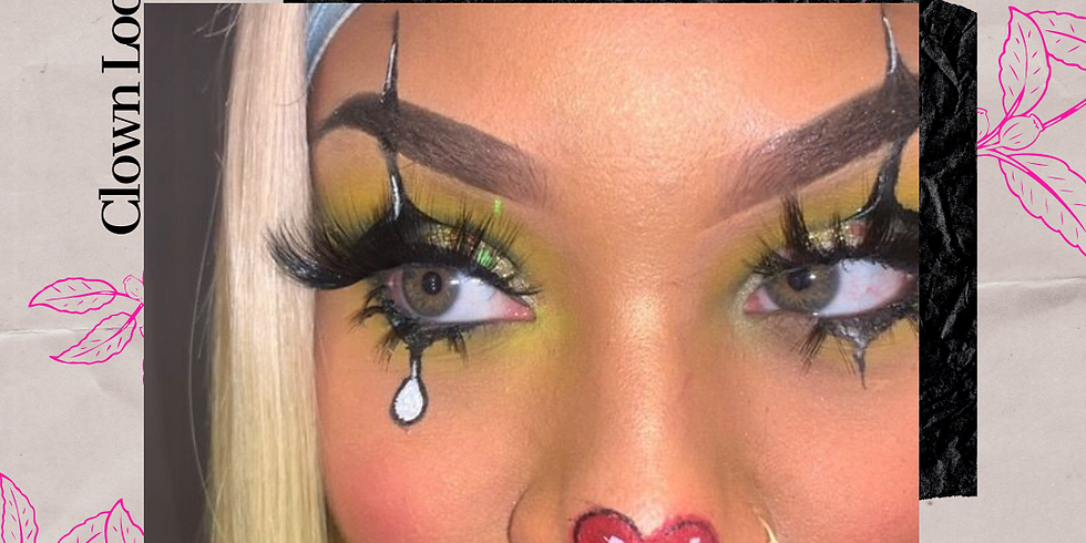 """""""Get Ready with Me"""" Glam Series - Cute Clown"""