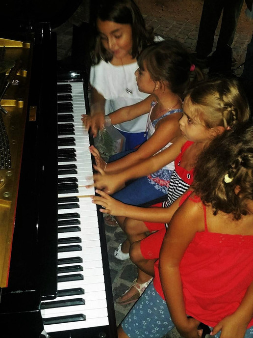 Τα παιδιά λατρεύουν την μουσική