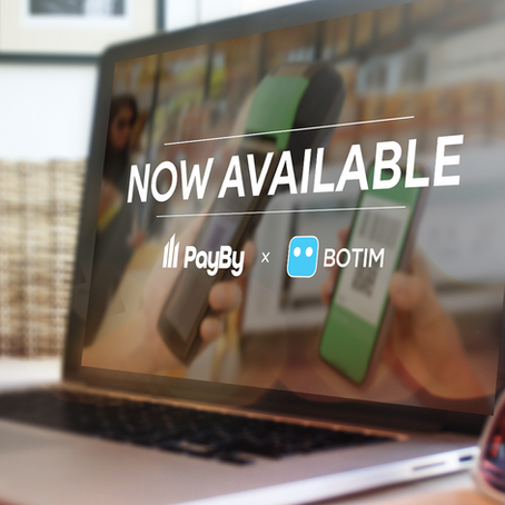 PayBy is now available on BOTIM