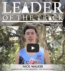 "Nick William Walker Interview On ""Leader Of The Track"""