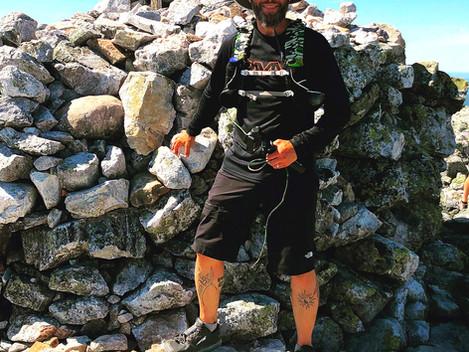 "Remy Brandefalk, Swedish Runner, Prepares for ""The Journey"" at Volstate Race"