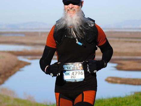 Trail Runner Zo De Muro, LaceLocker® Brand Ambassador